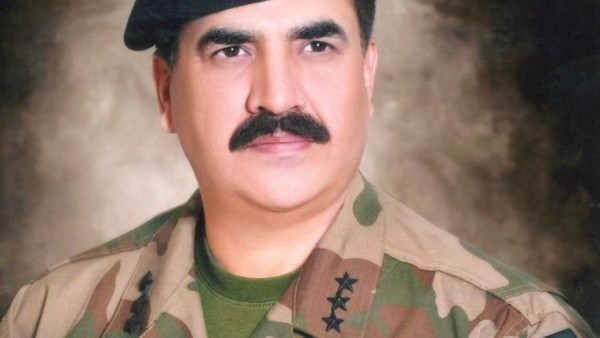 Army Chief Raheel