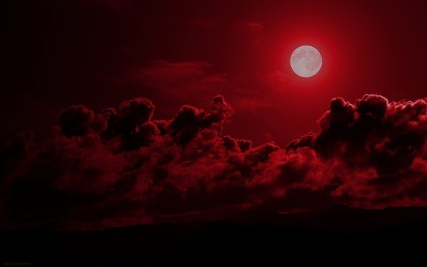 red-moon-night
