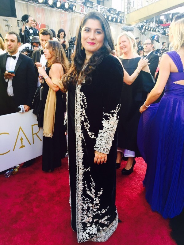 Sharmeen Obaid-Chinoy at the 88th Academy Awards [F] (1)