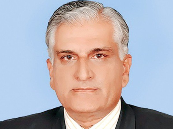 zahid Hamid Law Minster