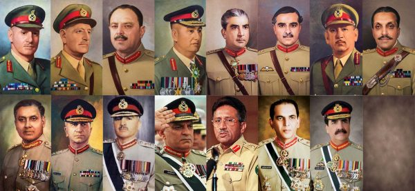 army chief of pak
