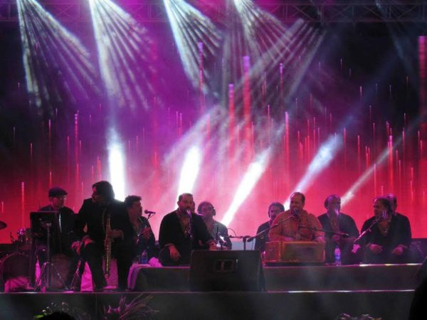 Rotary Pakistan Literacy Mission (RPLM) organized a live concert of Ustad Rahat Fateh Ali Khan here on Sunday at DHA Golf Club