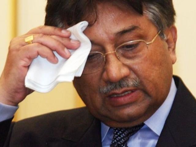 عدالت کا پرویز مشرف کا پاسپورٹ اورشناختی کارڈ معطل کرنے کا حکم