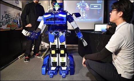 ٹڈے کےکان سے روبوٹ کی سماعت کا پہلا کامیاب تجربہ