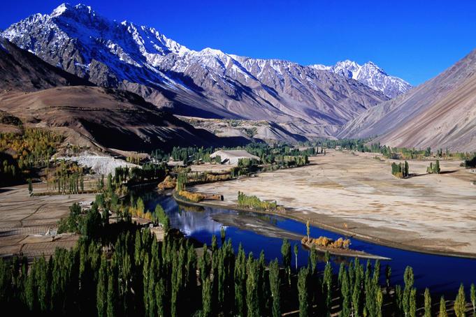 گلگت بلتستان کے  قدرتی خزانے تباہی کے دہانے پر