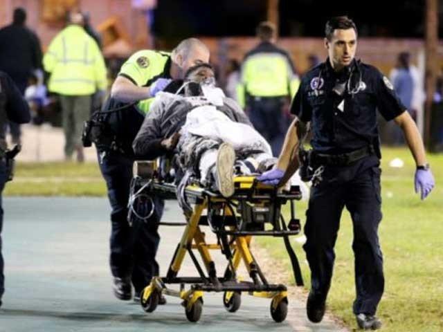 امریکی ریاست لوزانیا میں فائرنگ سے 16 افراد زخمی
