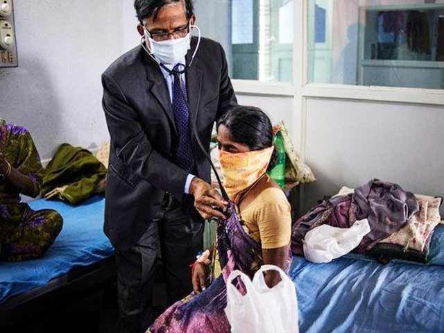 سندھ میں ایڈز تیزی سے پھیلنے لگا، مریضوں کی تعداد45 ہزار ہوگئی
