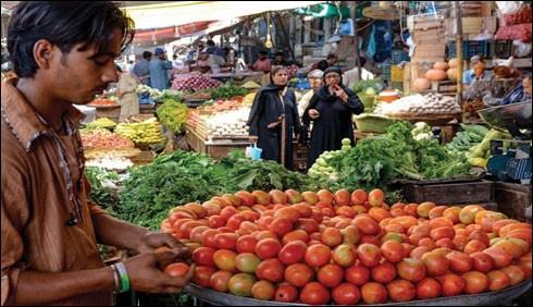 لاہور میں ٹماٹروں کی قیمت میں پھر اضافہ