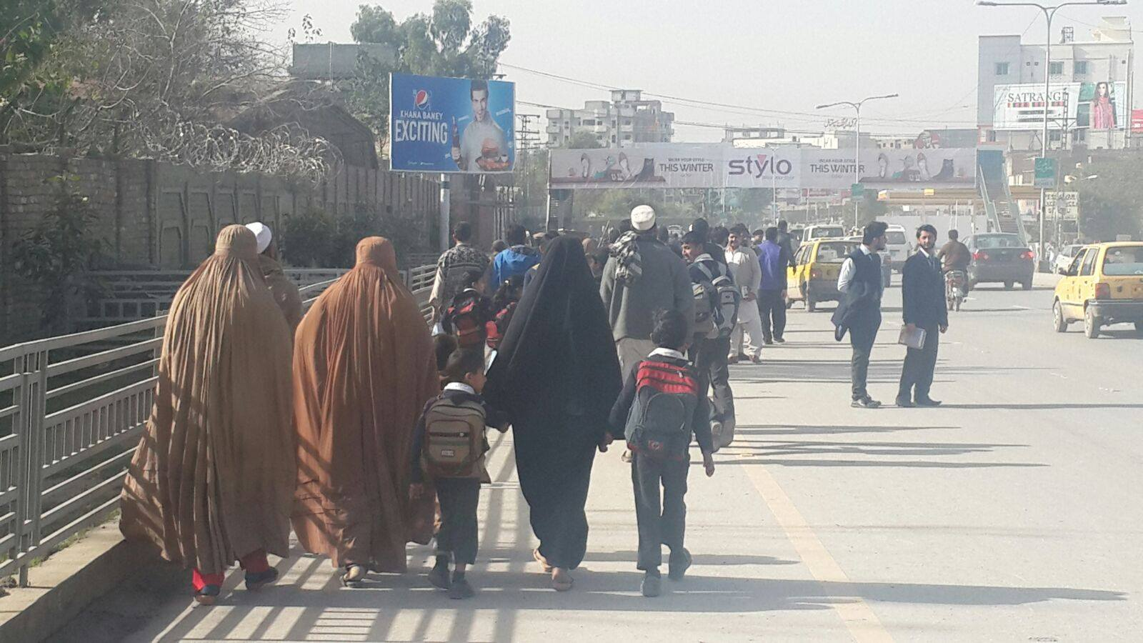 وزیر اعظم کے دورہ پشاور سے طلبہ نالاں ، عوام پریشان