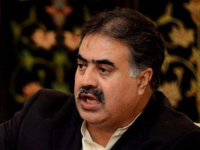 نئے وزیر اعلی بلوچستان