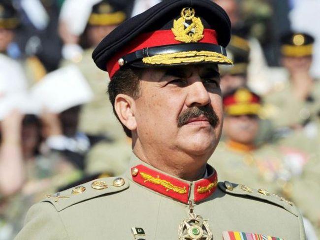 آرمي چيف جنرل راحيل شريف کا اے پي ايس کے تمام شہيد بچوں کے لئے پلاٹوں کا اعلان
