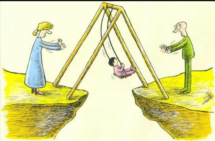 طلاق:مردکی غلطی ،سزا عورت کو