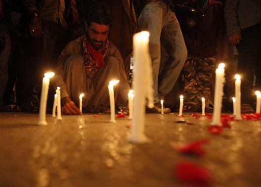 سانحہ پشاور کے حوالے سے ملک کی سب سے بڑی تقریب پشاور میں
