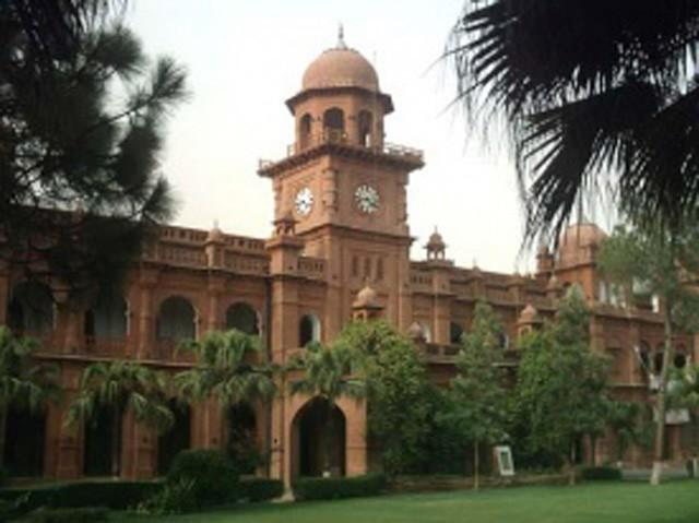 سی ٹی ڈی کا جامعہ پنجاب پر چھاپہ، 2 پروفیسرز سمیت 3 افراد گرفتار