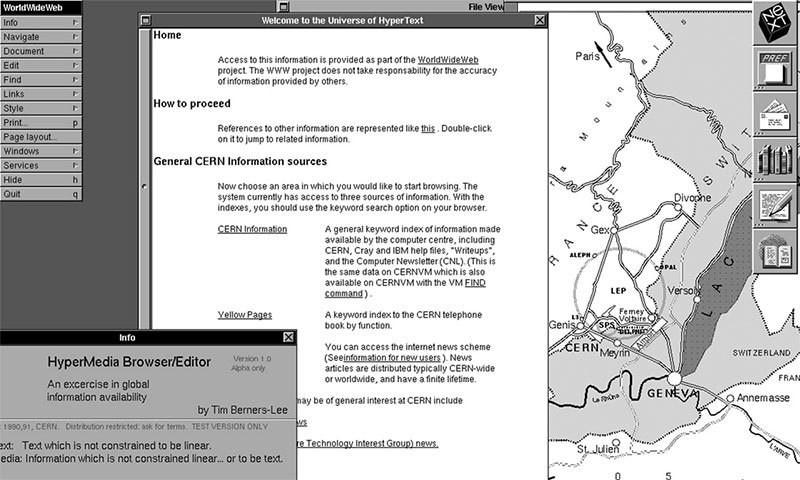 پہلی آن لائن ویب سائٹ کو 25 سال مکمل