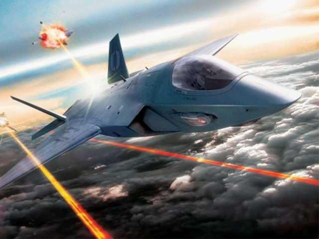 امریکا نے لیزرسے حملہ کرنے والے طیارے بنانے کا منصوبہ بنا لیا