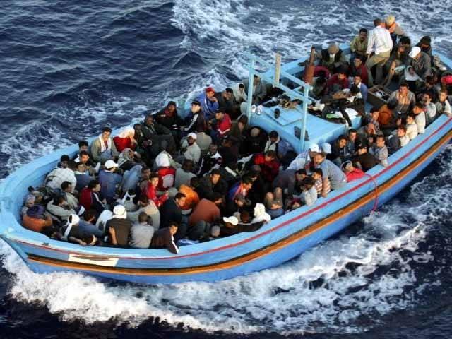 تیونس کے ساحل میں کشتی ڈوبنے سے 41 افراد جاں بحق