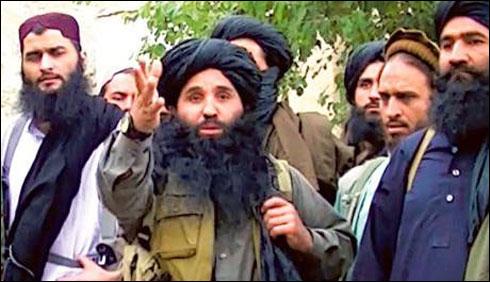 افغانستان: ملا فضل اللہ گھر پر حملے میں ہلاک: خلیجی اخبار