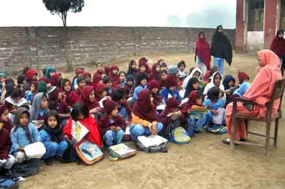 شدید سردی کےباعث پنجاب بھر کے اسکول ایک ہفتے کے لیے بند