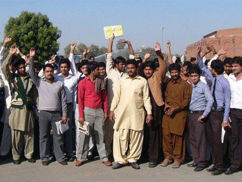 بہاﺅالدین زکریا یونیورسٹی کے احتجاجی طلبہ اور وزیرتعلیم پنجاب کے درمیان مذاکرات کامیاب