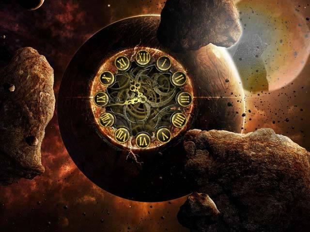 ایسی کئی کائناتیں بھی ہیں جہاں وقت الٹا چل سکتا ہے