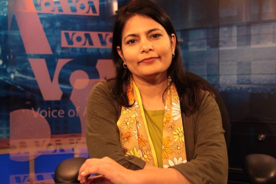 وائس آف امریکا سے وابستہ پاکستانی خاتون صحافی کی ولولہ انگیز داستان