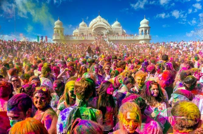 ہولی، رنگوں اور خوشیوں کا تیوہار