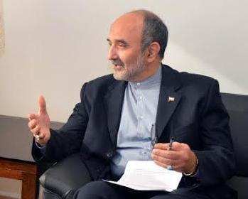 سعودی عرب کا فوجی اتحاد مضحکہ خیز ہے۔ایرانی سفیر