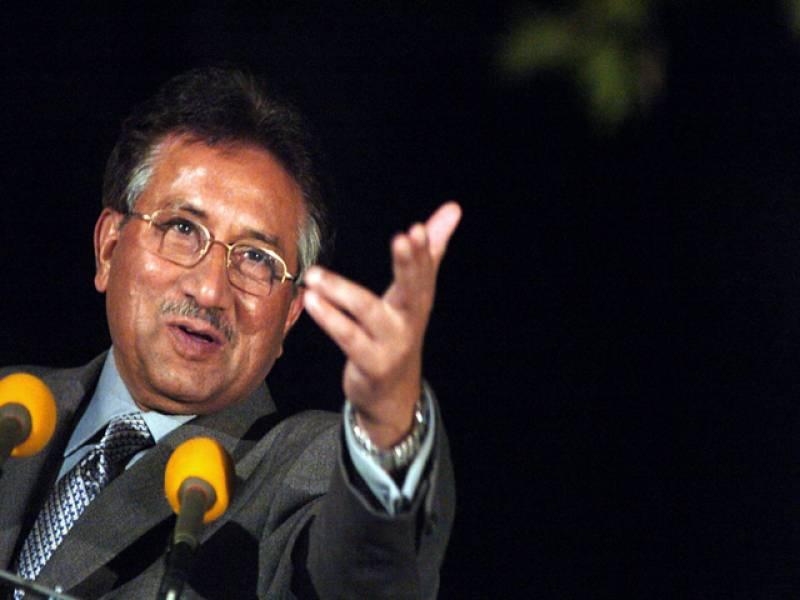 پرویز مشرف میڈیا کو چکمہ دیکر پاکستان سے روانہ ہو گئے ۔