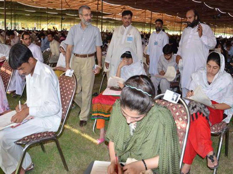پشاور میں انٹرمیڈیٹ کے امتحانات کا شیڈول جاری، پہلا پرچہ 20اپریل کو ہو گا