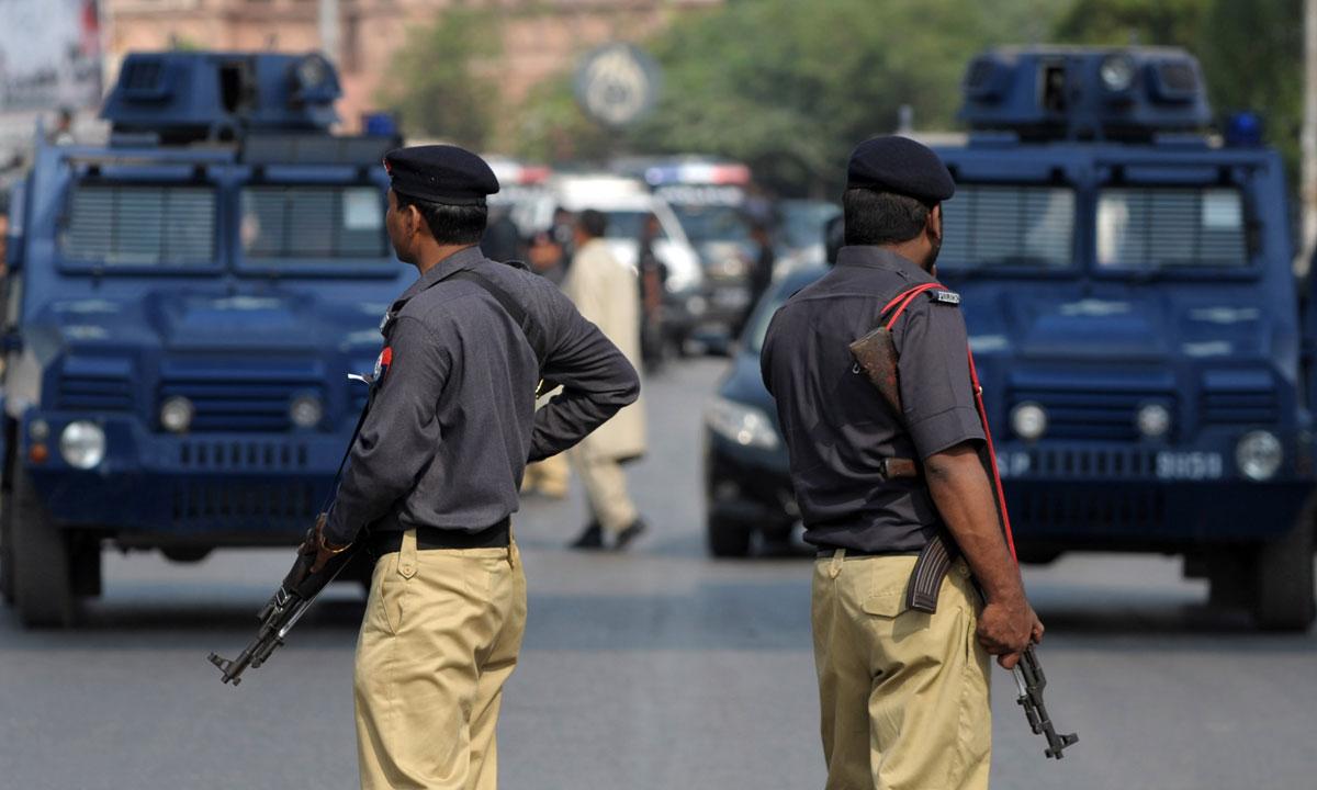 پنجاب میں کریک ڈاؤن: 205 مشتبہ ملزمان گرفتار