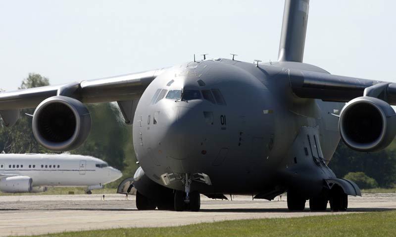 امریکی ایئر بیس میں فائرنگ، دو افراد ہلاک