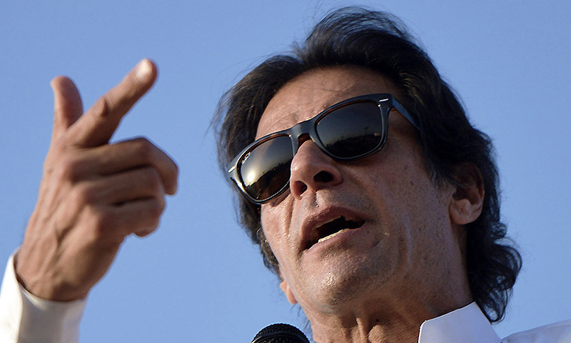 عمران خان نے کراچی کے مسائل حل کرنے کے لیے دس نکات پیش کردیئے