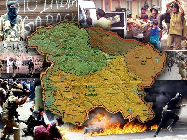جموں وکشمیرکی قومی آزادی کی تحریک اورفکری ابہامات