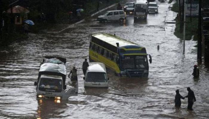 کینیا میں بارش اور سیلاب نے تباہی مچادی،7 افراد ہلاک
