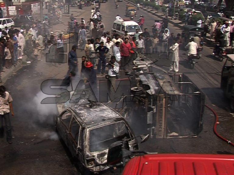 پاکستان کا خطرناک شہر، ایک سال میں 1022 افراد موت کا شکار