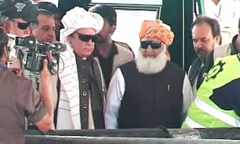 چوہوں سے ڈرنے والوں نے پنجاب کے شیر کو للکارا ہے.فضل الرحمان
