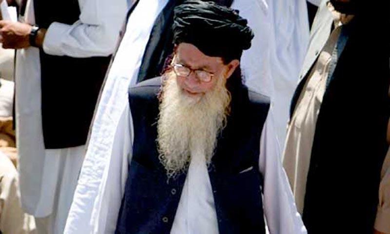 تحریک نفاذ شریعت محمدی کے امیر صوفی محمدشدید علیل
