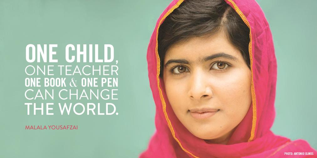 ملالہ کی آمدن لاکھوں میں: برطانوی اخبارات