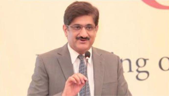 مراد علی شاہ دبئی روانہ