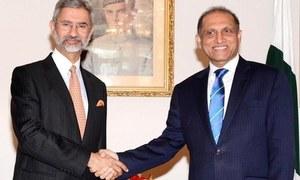 ہندوستان کا مسئلہ کشمیر پر مذاکرات سے انکار