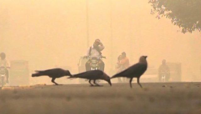 کراچی چوتھے جبکہ لاہور دنیا کے آلودہ ترین شہروں میں سرفہرست