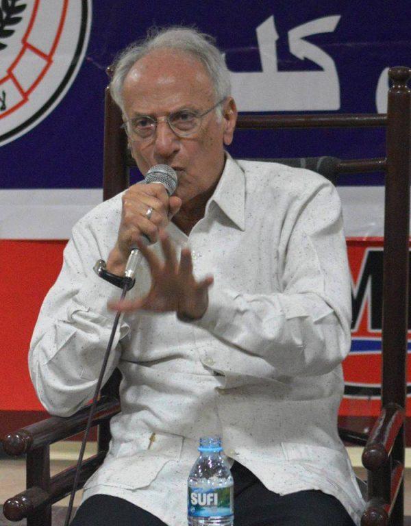 ہروفیسر ڈاکٹر مہدی حسن