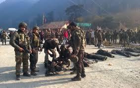 جموں میں فوجی کیمپ پر حملہ 7 افراد ہلاک اور 9 زخمی