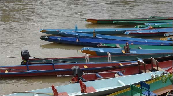 خیبر پختونخوا میں پہلی بار کشتی رانی کے مقابلے کا انعقاد