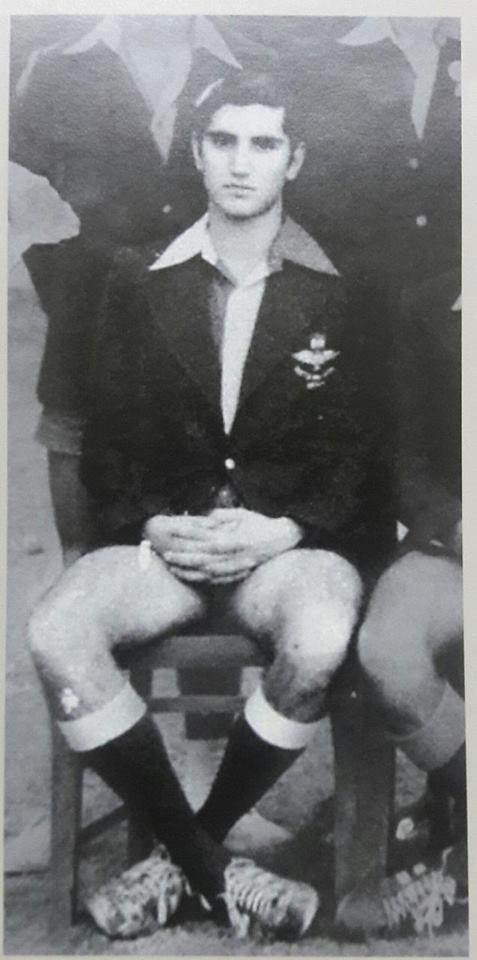 شاہ محمود قریشی جب ایچی سن میں زیر تعلیم تھے