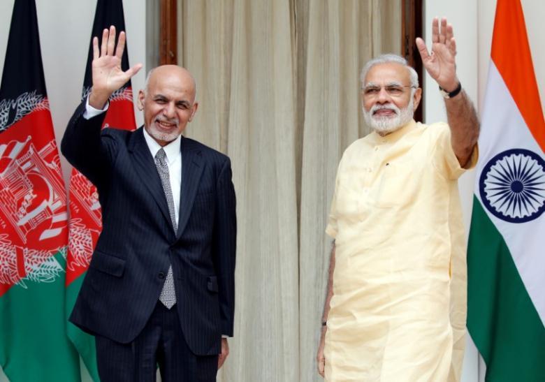 بھارت اور افغانستان میں ہوائی کارگو کا امکان