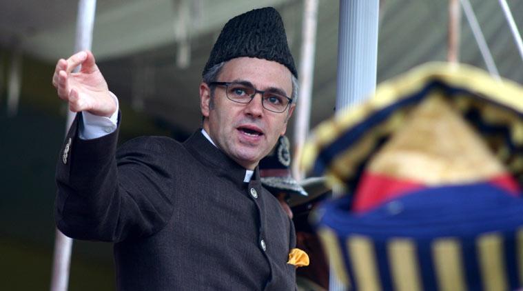 کشمیر میں خراب حالات کا زمہ دار پاکستان نہیں بھارت ہے.عمر عبداللہ