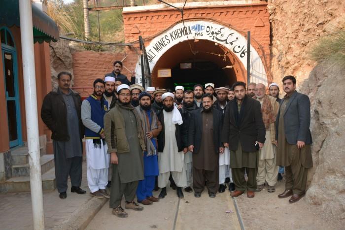 اسلامی یونیورسٹی کے زیر اہتمام پہلا بین المسالک تفریحی دورہ
