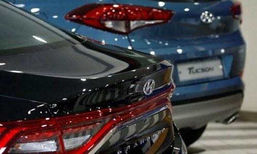 'ہونڈائی اب پاکستان میں گاڑیاں بنائے گی'